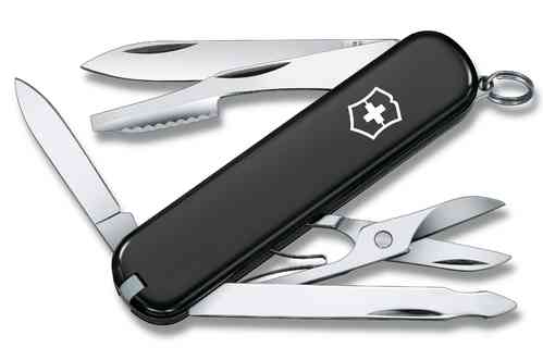 Victorinox Executive schwarz