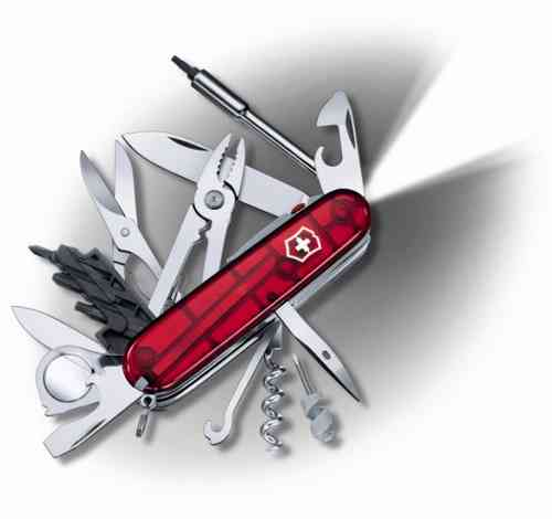 Victorinox Cybertool Lite mit LED