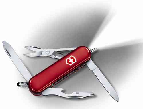 Victorinox Midnite Manager rot
