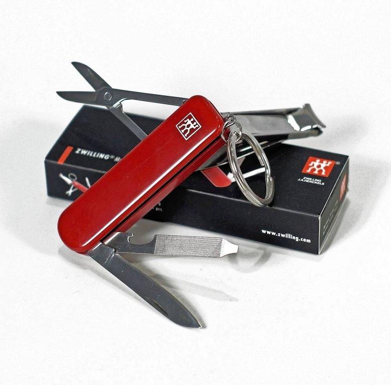 Zwilling Multitool rot, gross